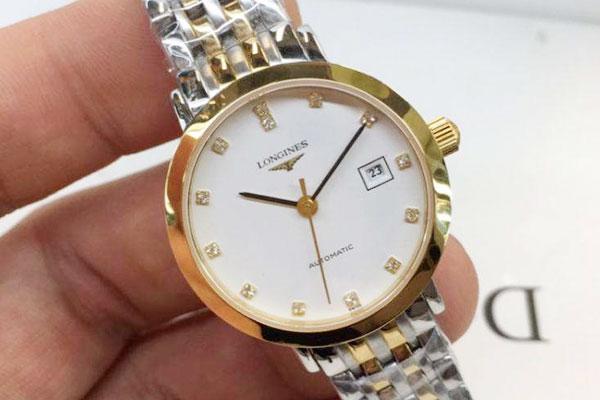 浪琴维修服务中心教你保养浪琴手表