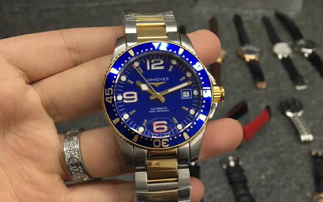 浪琴手表表扣常见问题