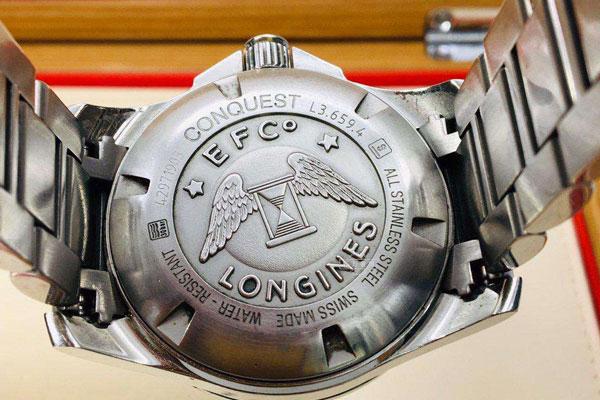 北京浪琴维修中心教你佩戴手表表带