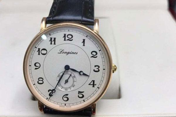 浪琴手表损坏维修