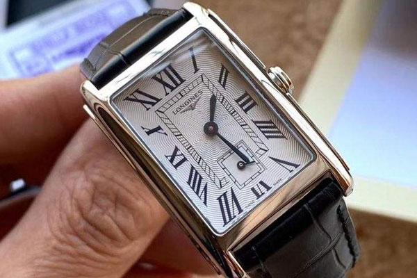 浪琴手表的保存原则