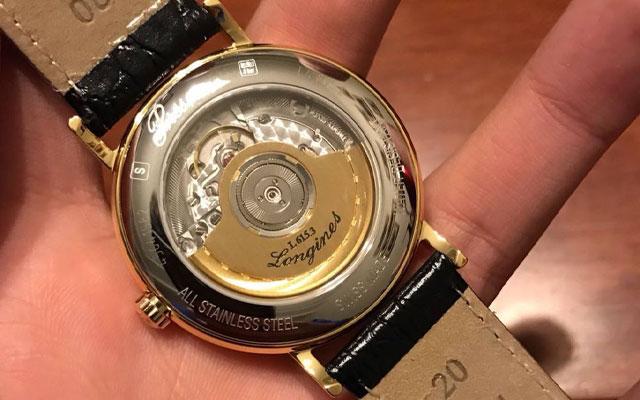 北京浪琴官方教你保养浪琴手表